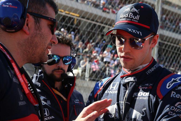 F1 | トロロッソ・ホンダのクビアト、再びペナルティでポイント圏外に「いいレースをしていた。F1にこんな処罰は必要ない」