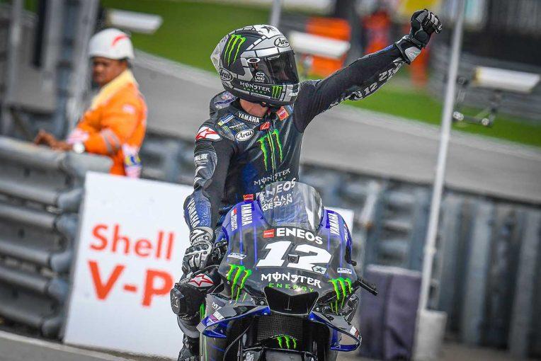 MotoGP | MotoGPマレーシアGP:ビニャーレスが2位のマルケスに3秒差をつけて独走優勝。2019年シーズン2勝目飾る