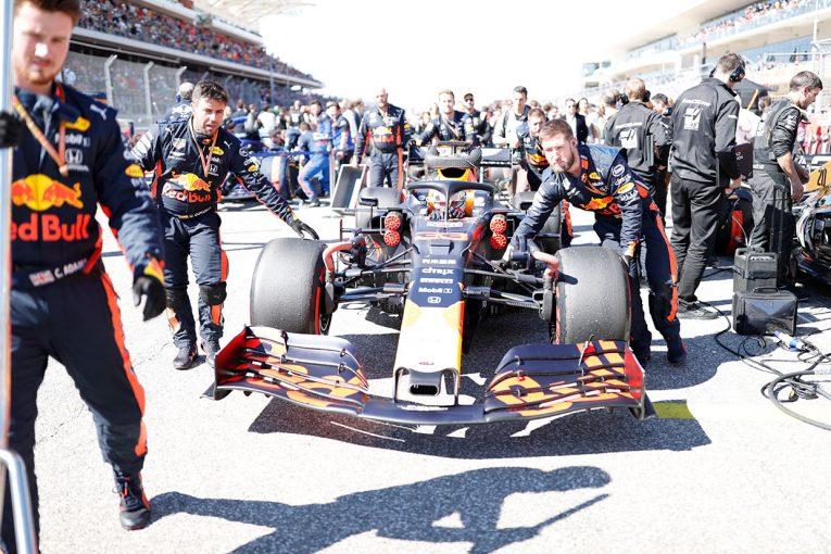 F1 | ホンダ田辺TD決勝後インタビュー:「メルセデスとは実力差があった」/F1アメリカGP