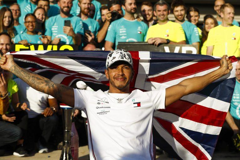 F1 | エディ・ジョーダン「ハミルトンはシューマッハーを凌いでいる」と主張。大きな違いはチームオーダーか