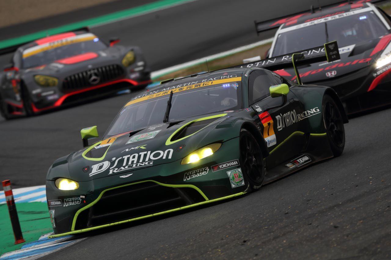 D'station Racing AMR 2019スーパーGT第8戦もてぎ レースレポート