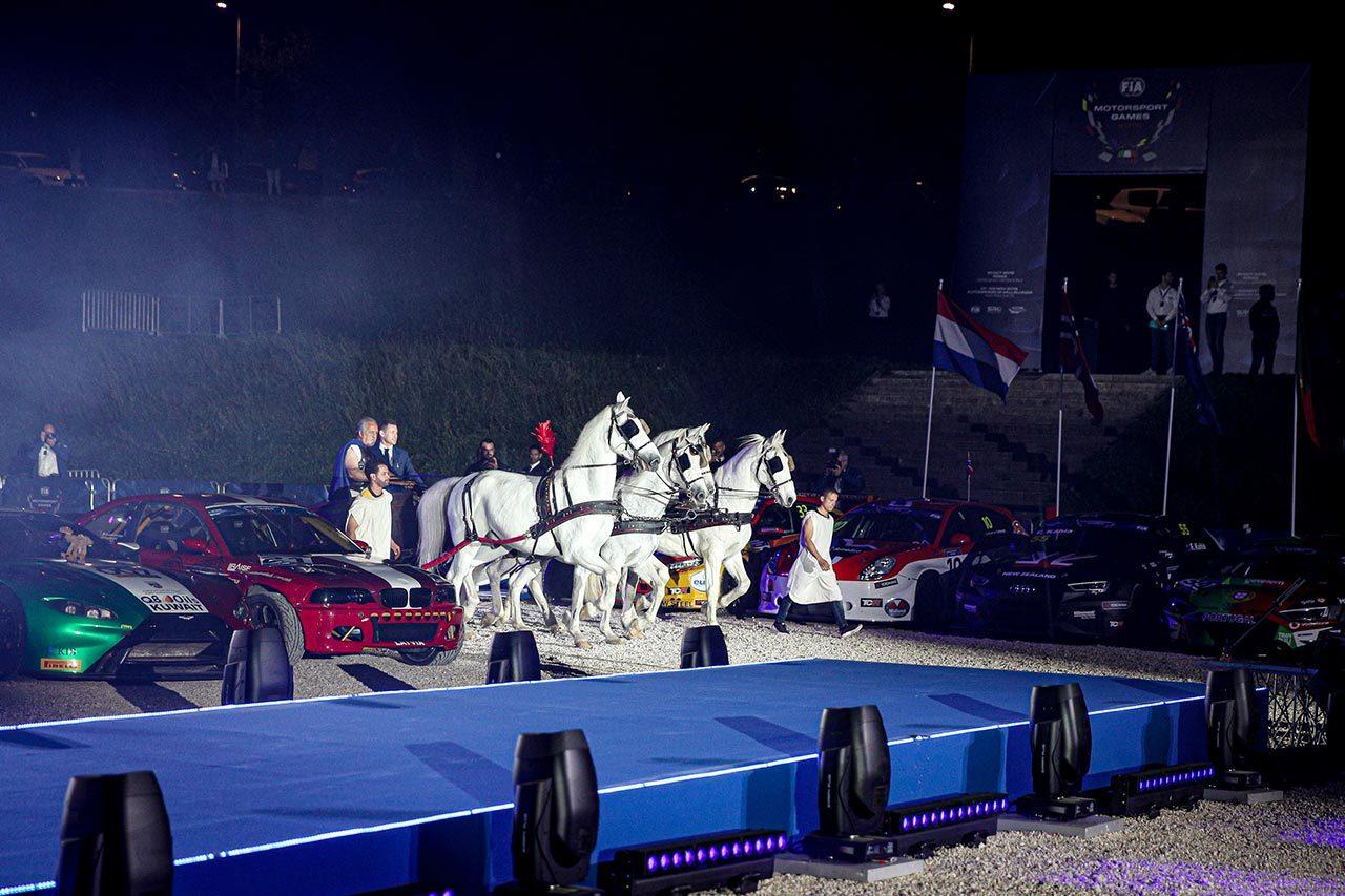 モータースポーツ・ゲームスで日本は3位タイ。濱口/笹原組がGTクラスの金メダル獲得