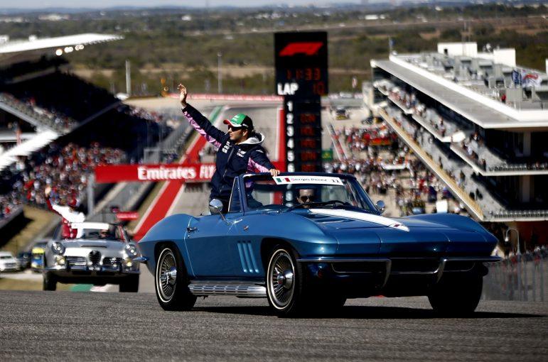 F1 | ペレス、ピットレーンスタートから10位「トロロッソとのランキング争いを左右する重要な1点に」:F1アメリカGP