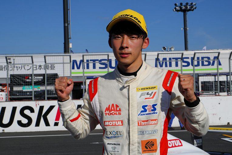 国内レース他 | FIA-F4もてぎ:2019年王者佐藤蓮が2連勝。シーズン11勝を挙げて有終の美