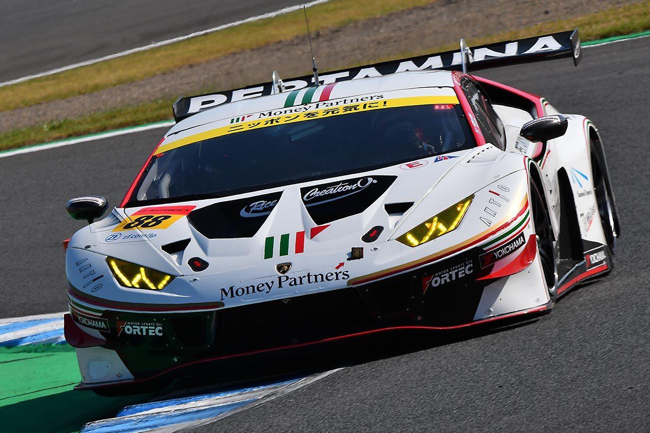 JLOCがウラカンGT3でアジアン・ル・マン・シリーズ参戦。クート/元嶋/柴田のトリオに