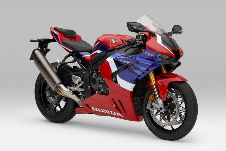 MotoGP | 3年ぶりのフルモデルチェンジ。ホンダ、新型スーパースポーツ『CBR1000RR-R FIREBLADE』を発表