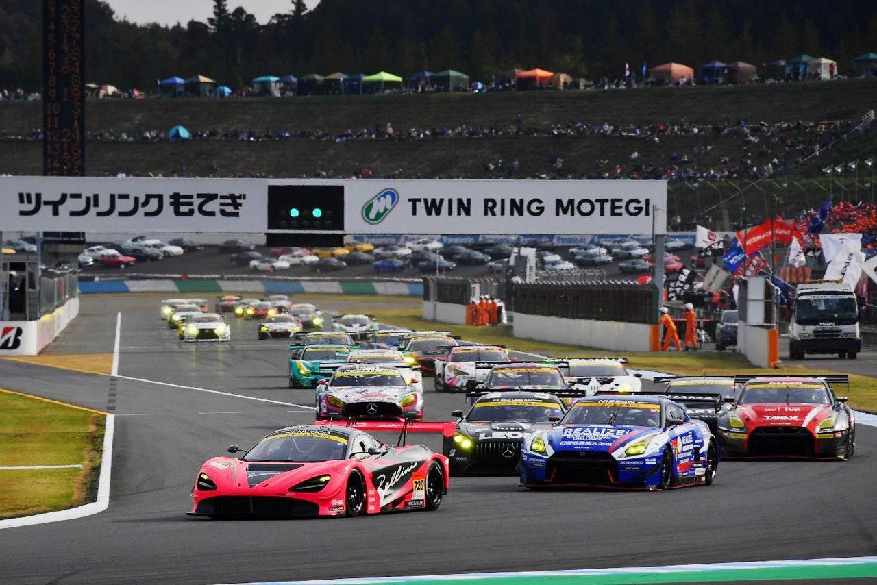 McLaren Customer Racing Japan 2019スーパーGT第8戦もてぎ レースレポート