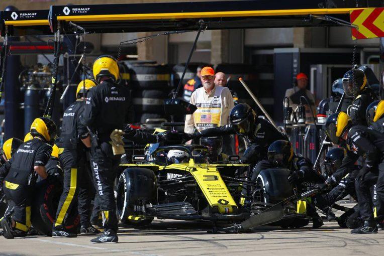 F1 | ルノーF1、空力部門を刷新。フェラーリやウイリアムズで活躍したスタッフを責任者に起用