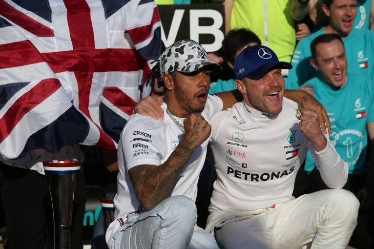 F1   巧さを極めたハミルトン、2019年を象徴する走りで6冠達成【今宮純のF1アメリカGP分析】