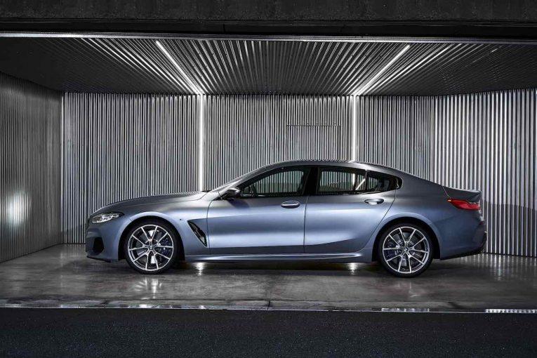 クルマ | 流麗なラグジュアリー4ドアクーペの最高峰。『BMW 8シリーズ グラン クーペ』誕生