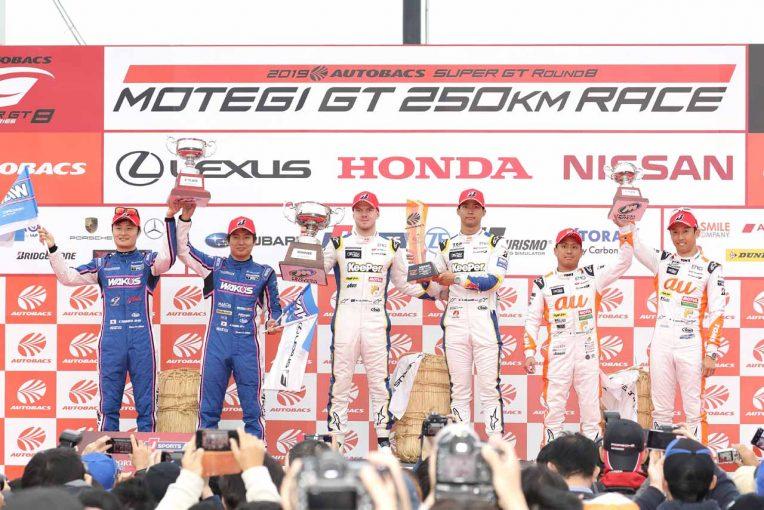スーパーGT | LEXUS GAZOO Racing 2019スーパーGT第8戦もてぎ レースレポート