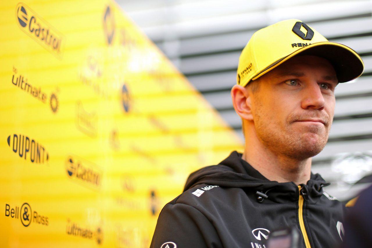 2019年F1第18戦メキシコGP ニコ・ヒュルケンベルグ(ルノー)