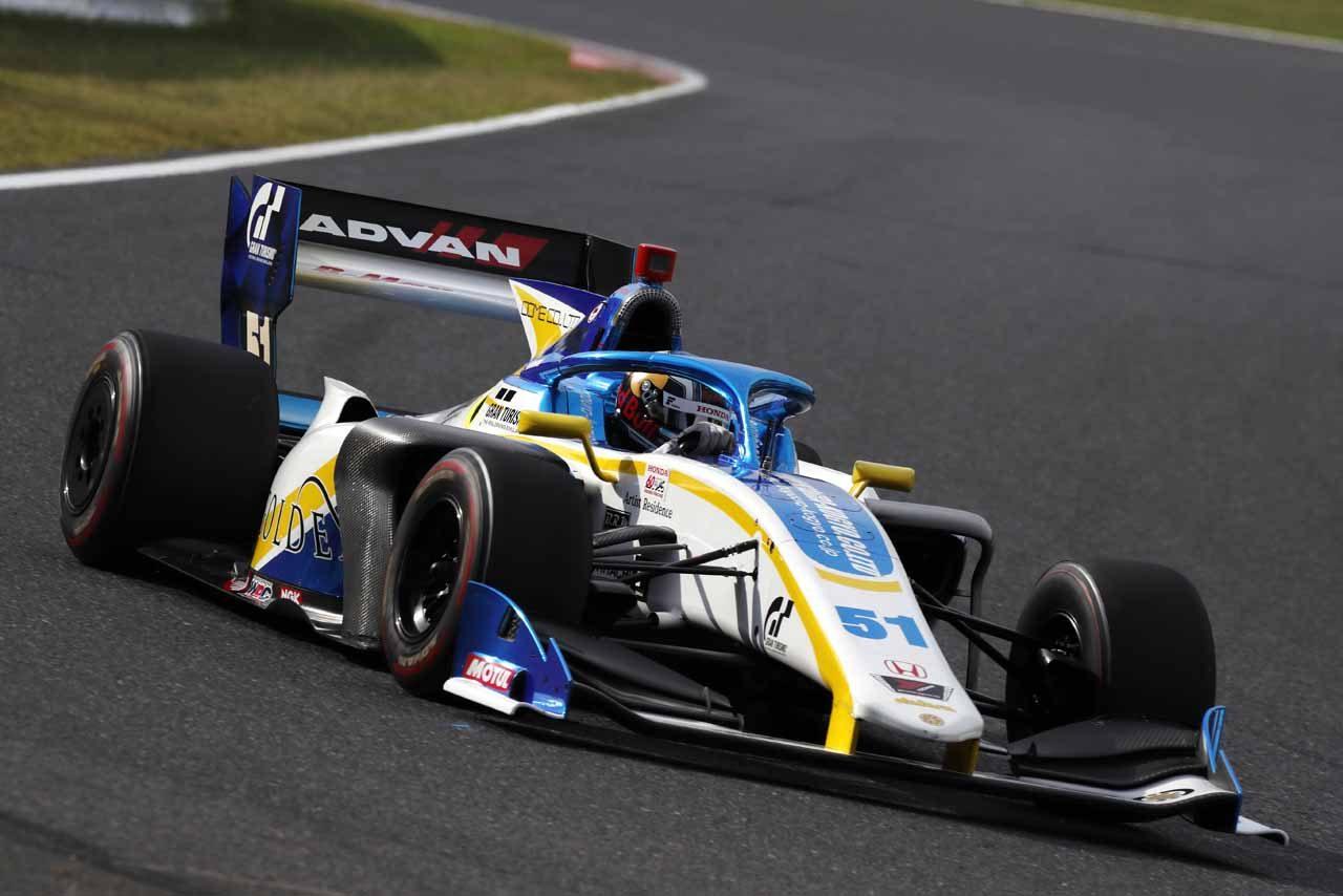 GOLDEX RACING TEAM with B-Max motopark 2019スーパーフォーミュラ第7戦鈴鹿 レースレポート