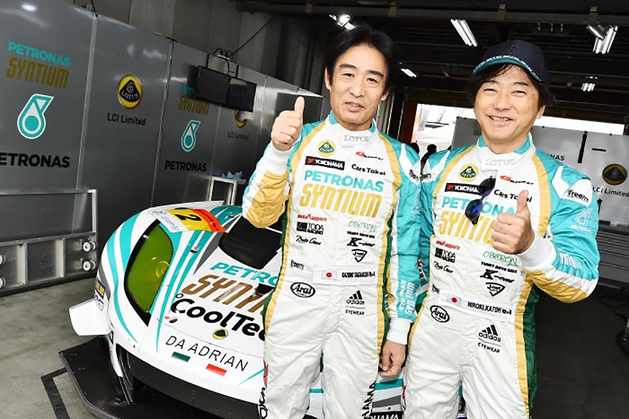 スーパーGT:高橋一穂が長いGT300でのキャリアに幕。「レースは今後もやっていきます」