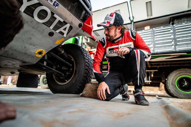 ラリー/WRC | 2020年ダカール参戦のアロンソ、11月5~9日開催のサウジアラビア国内戦で最終調整