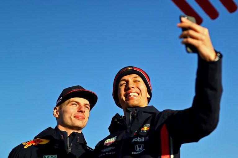 F1 | 2020年レッドブルドライバー最有力候補のアルボン「まだまだ改善する必要がある。ボスを満足させられるといいね」