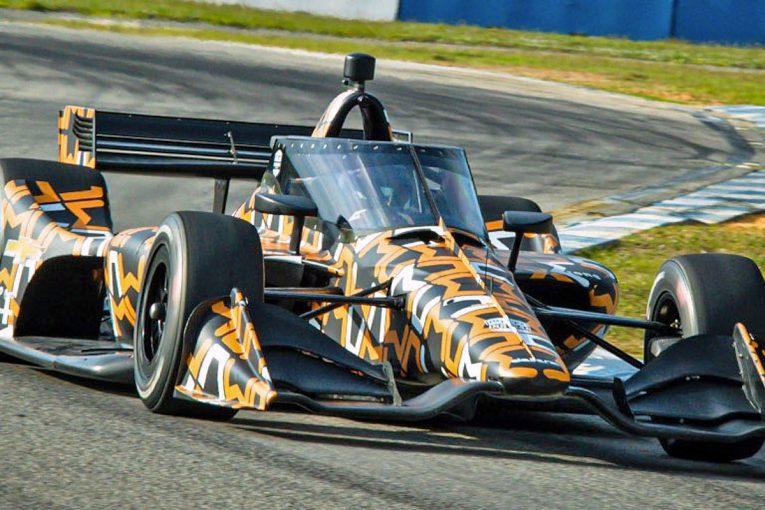 海外レース他 | インディカー:マクラーレンのオワードらがエアロスクリーンテストをクリア「普段と同じように見える」