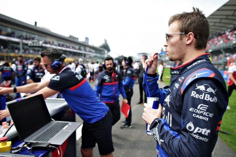 F1 | 「トロロッソ・ホンダF1の組織力は強力」クビアト、2020年シーズン活躍への期待を示す