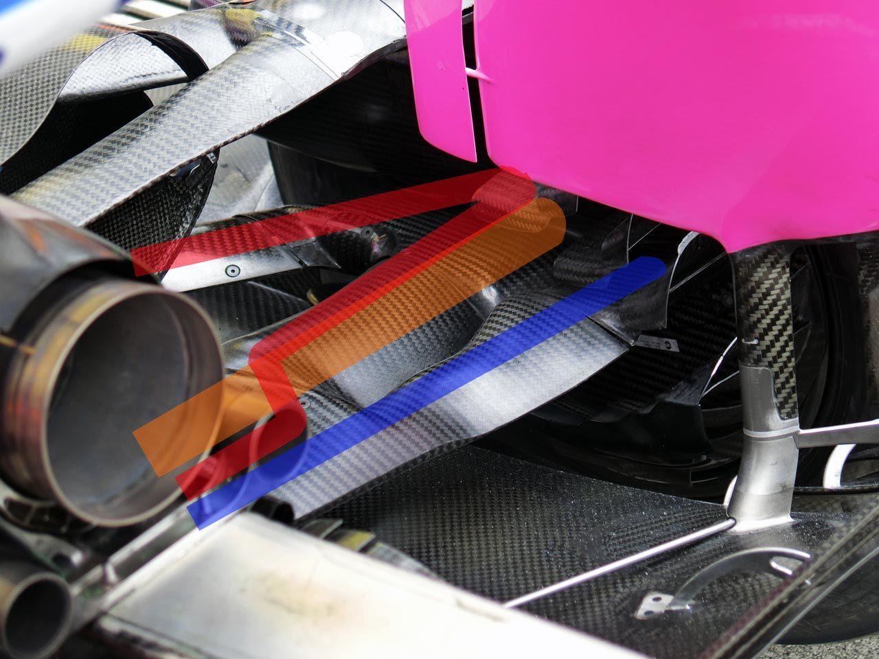 【津川哲夫F1私的メカチェック】セナ&ニューウェイから始まった、自動車工学の常識を覆す今どきのウィッシュボーン