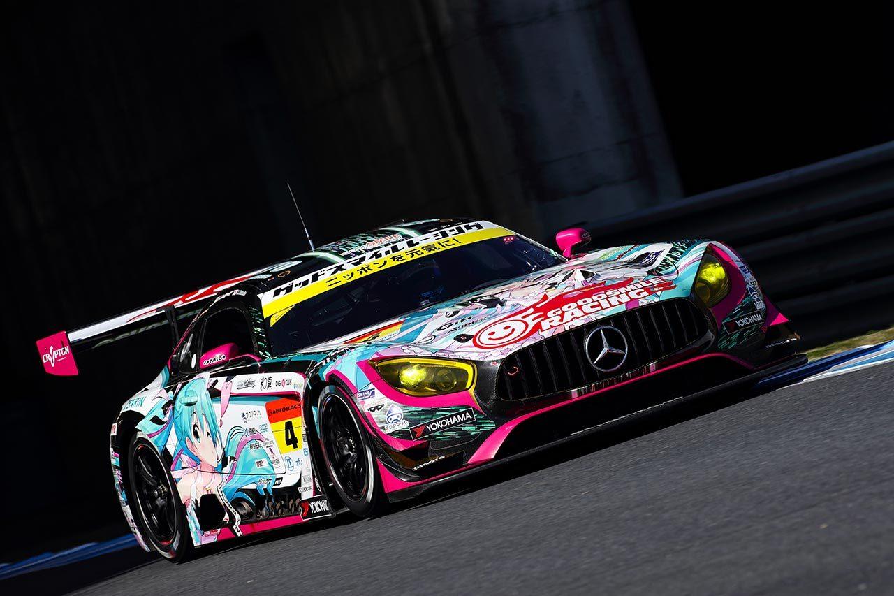 GOODSMILE RACING & Team UKYO 2019スーパーGT第8戦もてぎ レースレポート