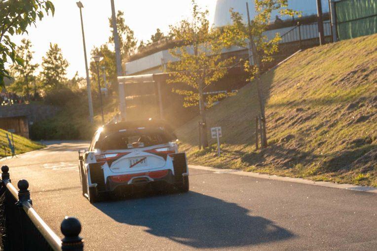 ラリー/WRC | セントラル・ラリー愛知/岐阜2019、一部ステージをYouTubeでライブ配信
