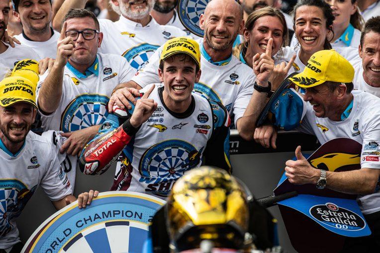 MotoGP | MotoGP:マルケス弟、2021年に最高峰クラス昇格か。2度目のタイトル獲得までのレースキャリア