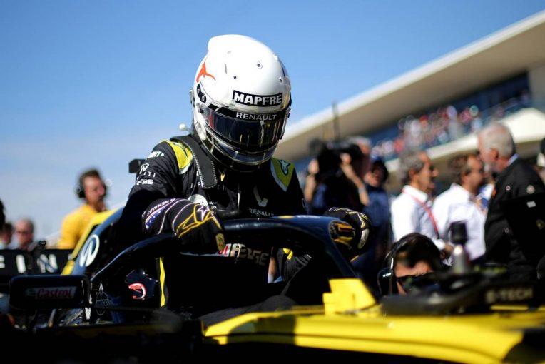 F1 | コース全域で果敢なバトルを繰り広げたリカルドに敢闘賞【今宮純のF1メキシコ&アメリカGP採点】