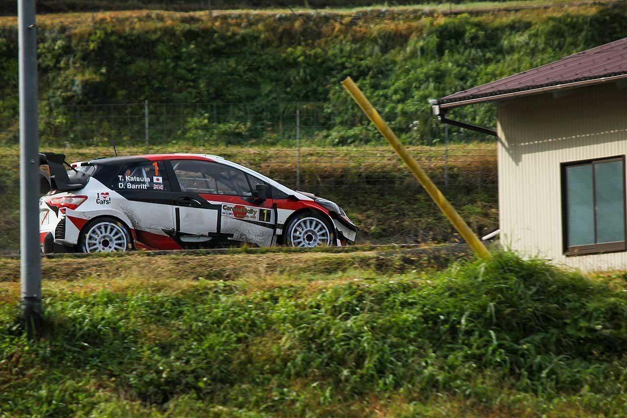 トヨタ・ヤリスWRC
