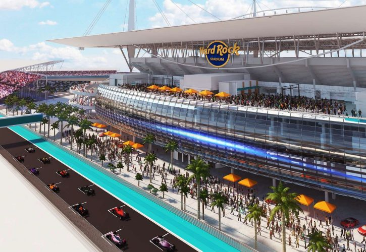 F1 | マイアミのデイド郡長が、F1レース計画反対に対して拒否権を行使。開催に向け解決策を探る