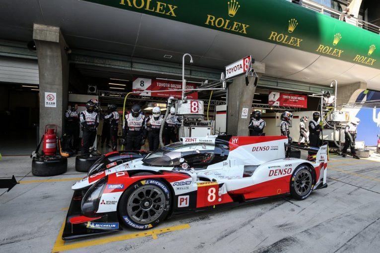 ル・マン/WEC | WEC上海:トヨタ、連続ポール記録が10でストップ。苦戦を予想し「新品タイヤを残す決断をした」