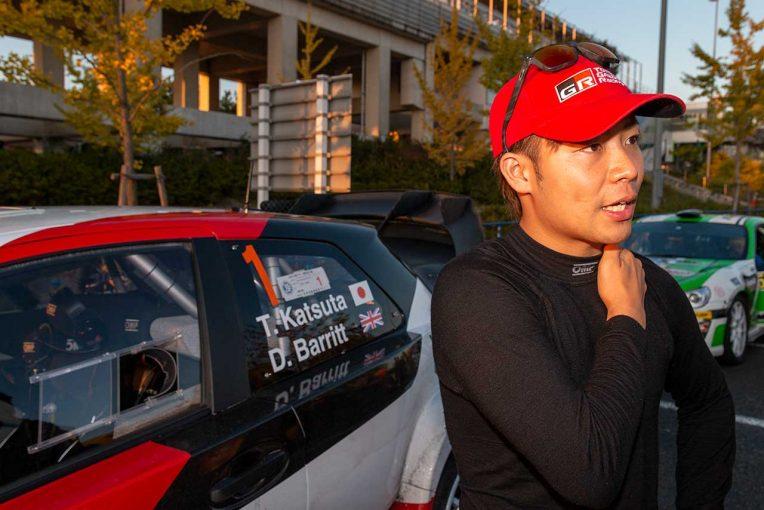 ラリー/WRC | セントラル・ラリー愛知・岐阜走行初日、ヤリスWRC操る勝田は「日本特有の道」走る難しさ痛感