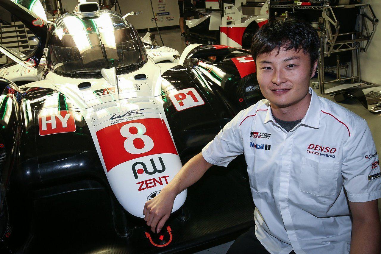 WEC参戦中の山下健太、12月のルーキーテストでトヨタTS050ハイブリッドをドライブか