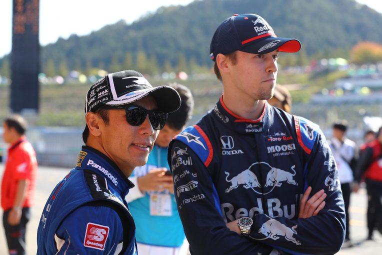 国内レース他 | ホンダサンクスデイで八面六臂の活躍を見せた佐藤琢磨。SRS-Fレースでは校長がまさかのミス「スタート間違えちゃった」