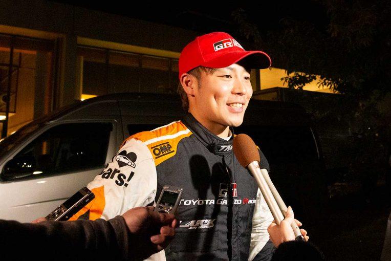 ラリー/WRC | 勝田貴元にかかるWRCレギュラー参戦の期待。マキネン「不必要なプレッシャーはかけたくない」