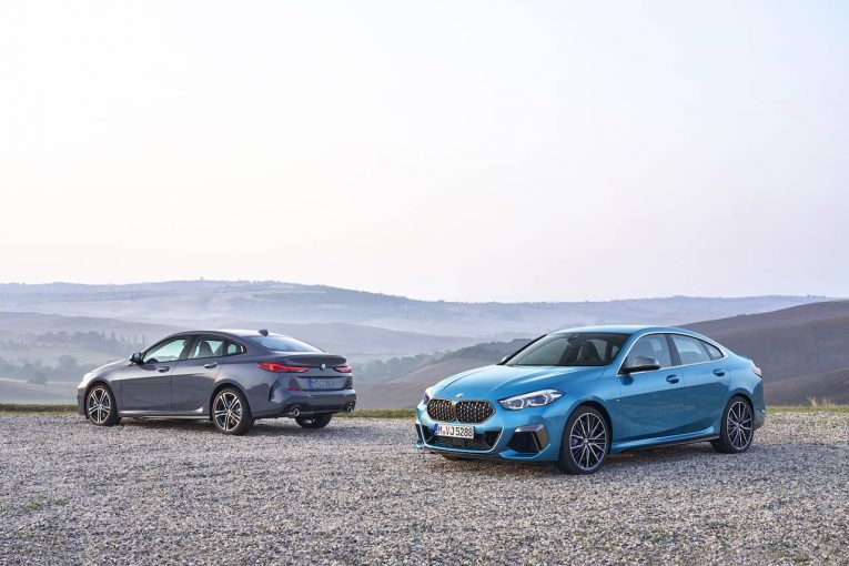 クルマ | FFモデル初のグラン クーペ。新型『BMW 2シリーズ グラン クーペ』が日本上陸