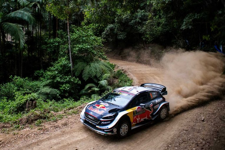 ラリー/WRC   WRC:第14戦オーストラリア、同国東部で発生中の山火事を受け、関係各所と協議進める