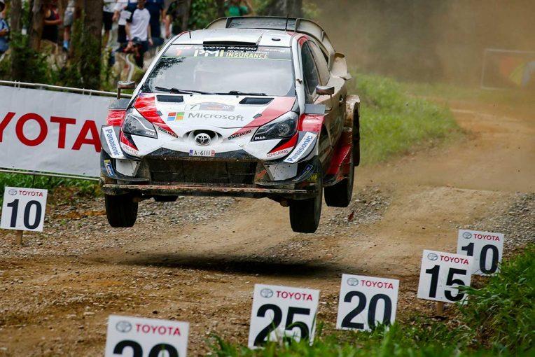ラリー/WRC | WRC:トヨタ、王座防衛を賭け第14戦オーストラリアへ。トミ・マキネン「ただ攻めるのみ」