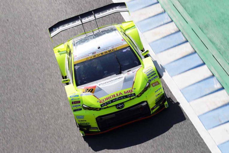 スーパーGT | 30号車TOYOTA GR SPORT PRIUS PHV apr GT 2019スーパーGT第8戦もてぎ レースレポート