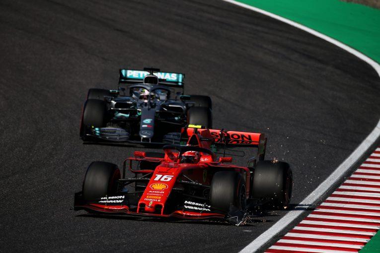 F1 | アーバイン、現在のF1でハミルトンに対抗できるドライバーはルクレールのみと主張