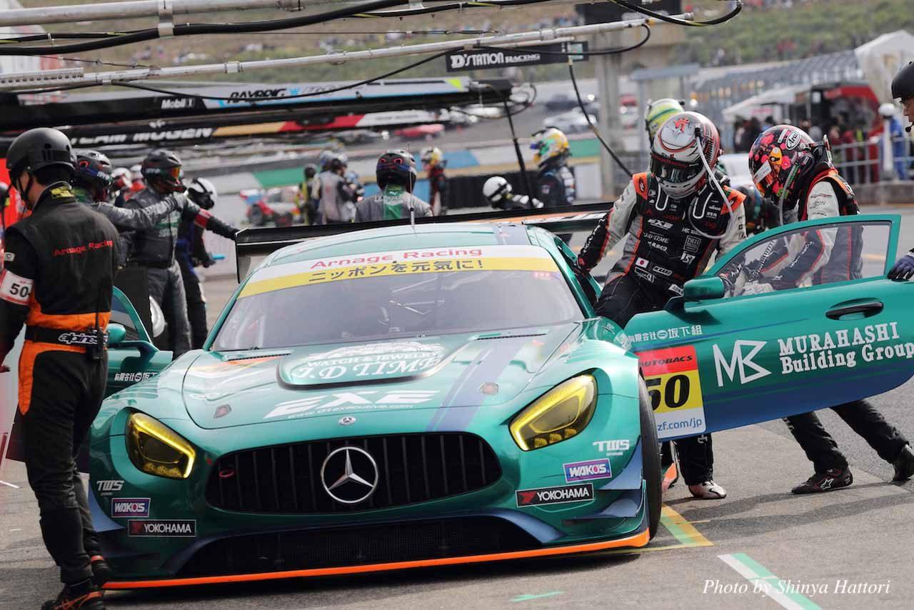 Arnage Racing 2019スーパーGT第8戦もてぎ レースレポート