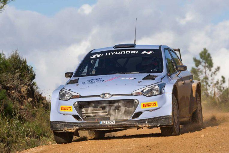 ラリー/WRC | ヒュンダイ、改良パーツ投じたi20 R5を2020年から展開。競争激化するR5市場に対応