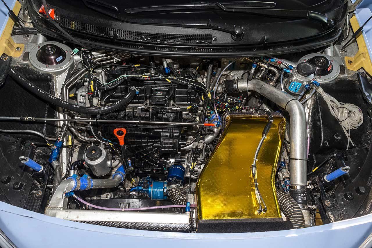 ヒュンダイi20 R5 '20のエンジンにも新パーツが投じられる