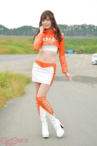 レースクイーン | 羽瀬萌(au Circuit Queen)