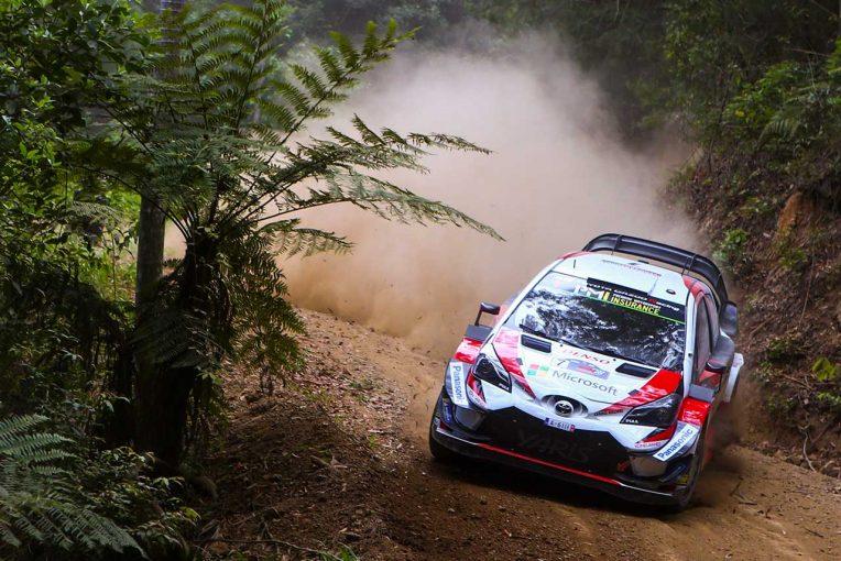 ラリー/WRC | WRCの2019年最終戦オーストラリアは開催中止。発生中の大規模森林火災が要因