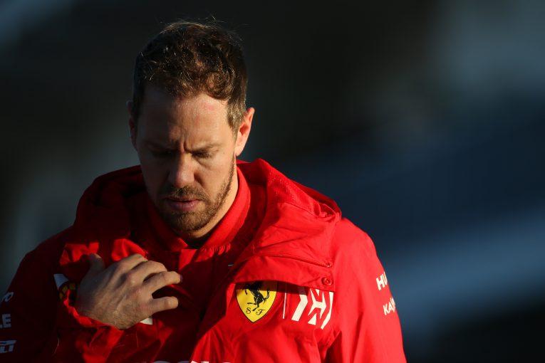 F1 | ベッテル、2019年F1シーズン残り2戦の目標は「予選で良い結果を出すこと」