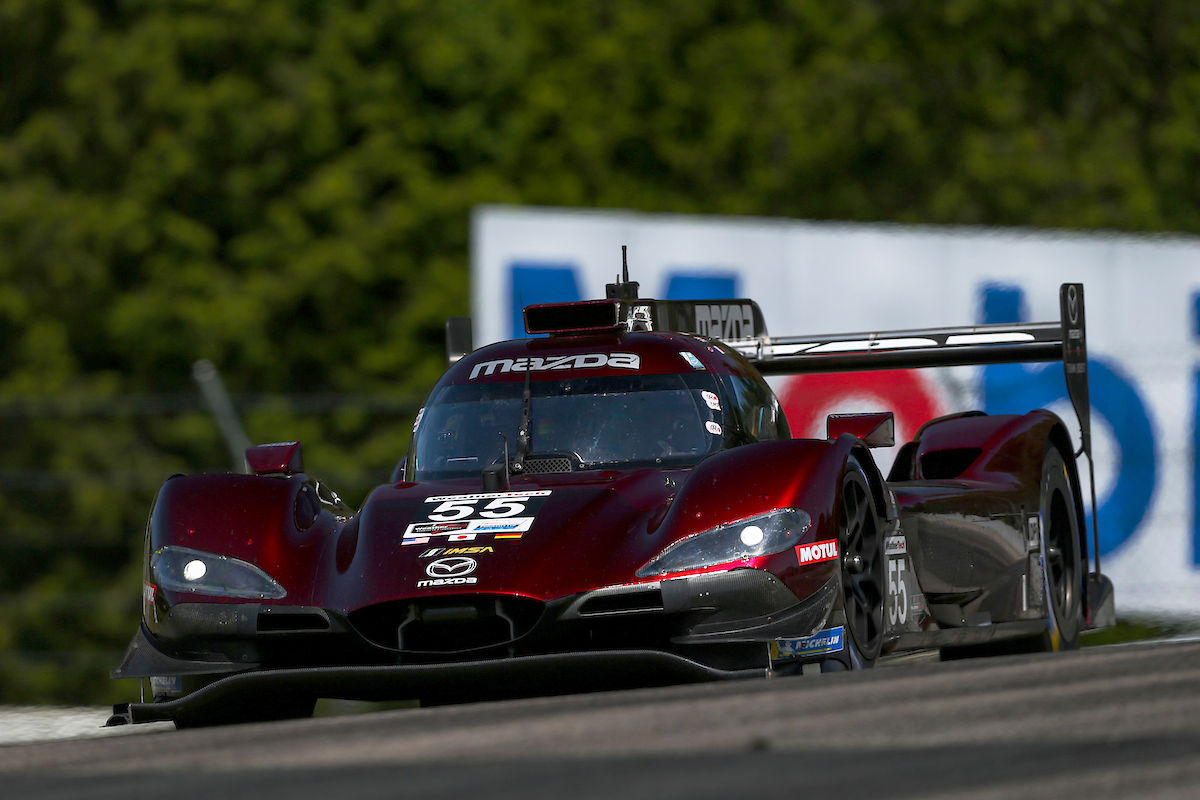 IMSA:ヨースト・レーシングとマツダが離別へ。2020年3月以降、契約更新せず
