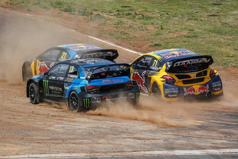 ラリー/WRC | 2019年世界ラリークロス最終戦は王座争う3車が接触の波乱。チャンピオン争いは優勝回数差で決着