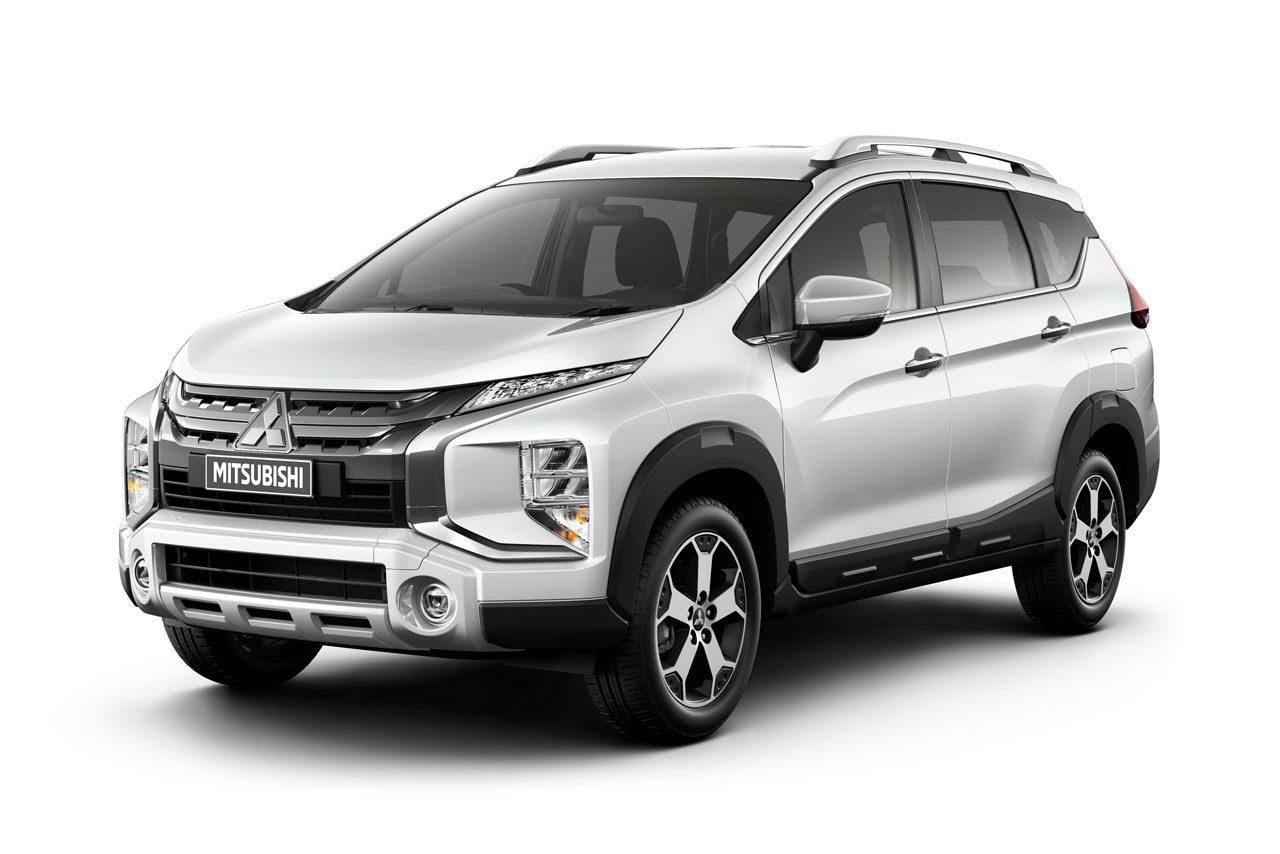 ミツビシ、SUVの魅力を追加した新型クロスオーバーMPV『エクスパンダー クロス』発表