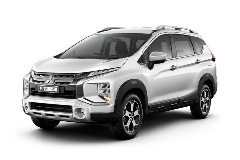 クルマ | ミツビシ、SUVの魅力を追加した新型クロスオーバーMPV『エクスパンダー クロス』発表