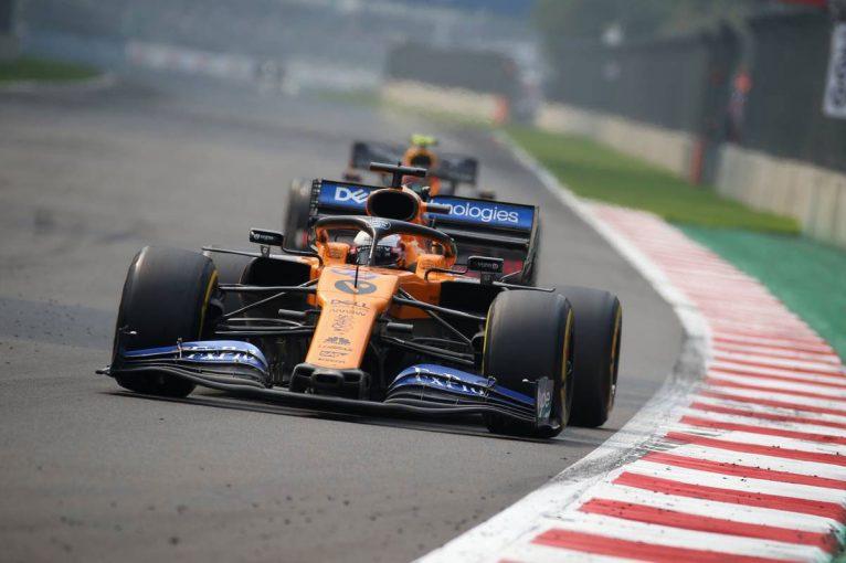 F1   サインツJr.、ドライバーズ選手権6位を視野に終盤2戦へ「どんなに難しくとも最後までプッシュする」
